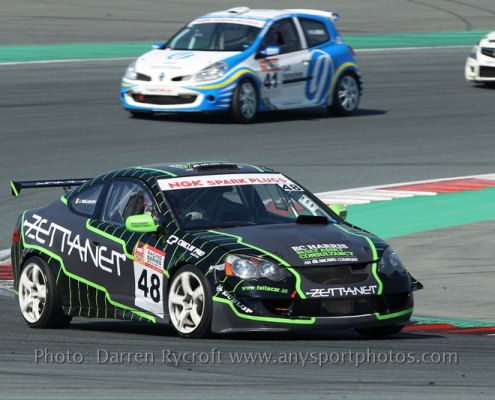 Two starts & two podiums for ZRT's Jonathan Mullan