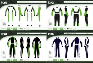 Custom Race Suit Zrt Motorsport